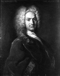 Nicolás Bernoulli