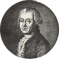 Johann - Johann Daniel Tietz Titius