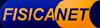 Logo de Fisicanet - marca registrada