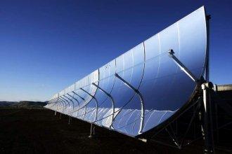 Concentrador solar